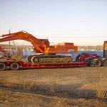 Грузоперевозки тяжеловесных грузов в Архангельске